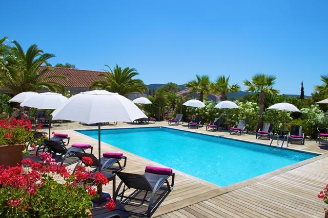 Hotel du golfe porto vecchio voyager for Piscine 3 05 x 1 22